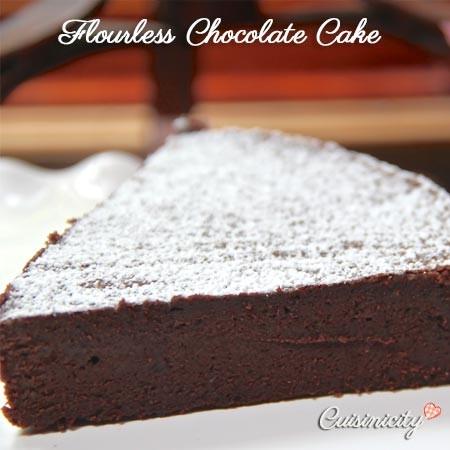 Flourless-Chocolate-Cake-cuisinicity