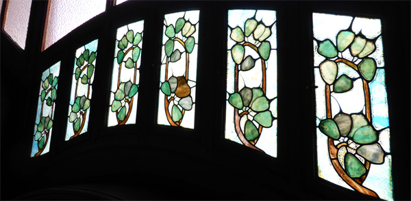 vitraux villa majorelle