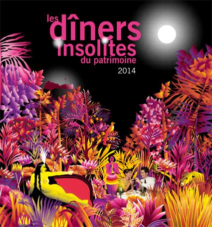 les dîners i,solites lorraine 2014