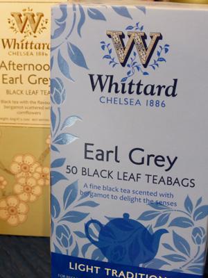 thé whittard earl grey nancy