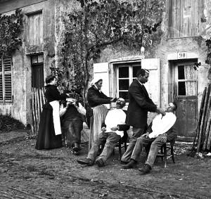 barbier, les lorrains en 1900 paul michels