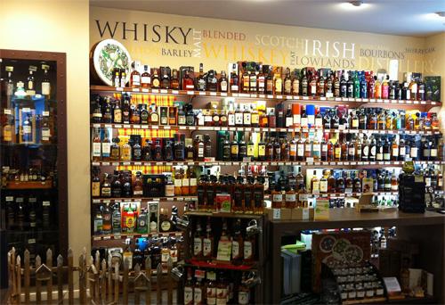 whisky du comptoir irlandais de nancy