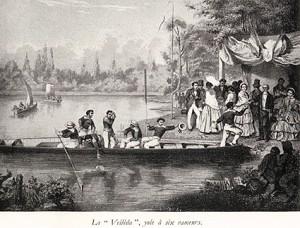 histoire de l'aviron