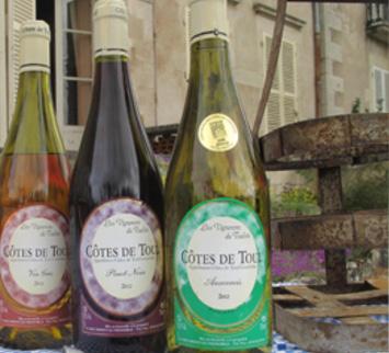 vins de côtes de toul