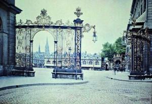 place stanislas fond michels