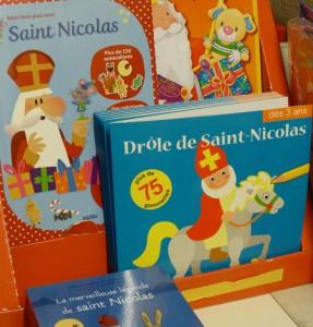 saint nicolas enfants