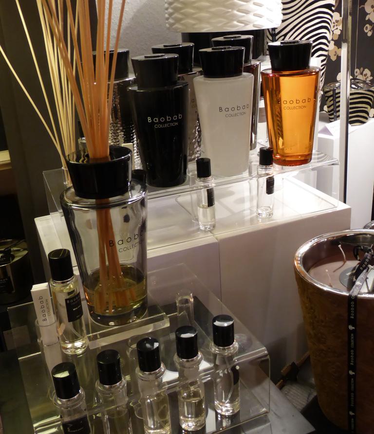 Autre tendance confirmée ... les bougies parfumées et les diffuseurs de fragrances désormais indispensables pour des ambiances chaleureuses.