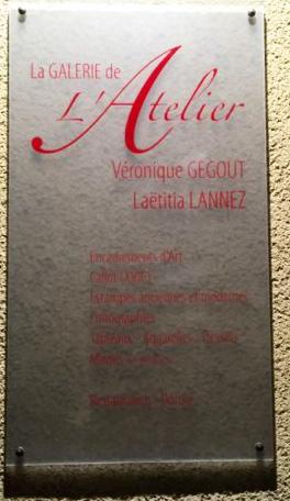 galerie de l'atelier nancy grande rue laetitia lannez