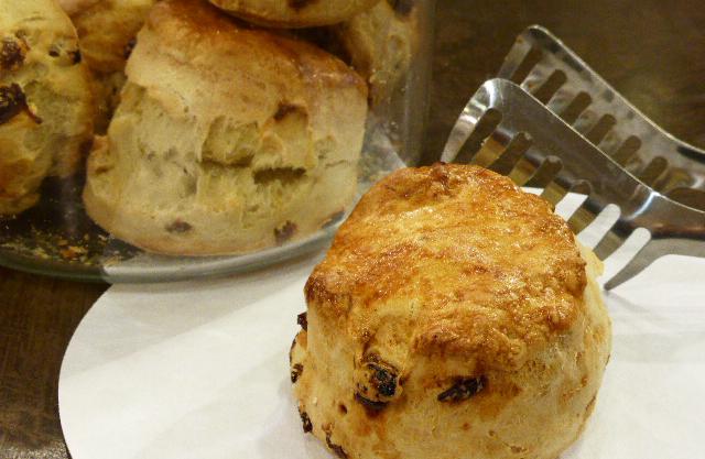 scones frais comptoir irlandais nancy