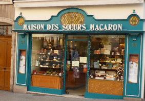 boutique des soeurs macarons nancy rue gambetta