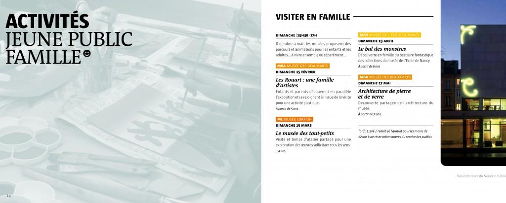 activités jeunes musées de nancy vacances de février