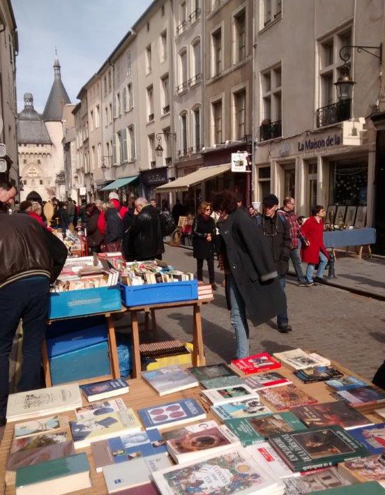 brocante en vieille ville de nancy programme 2015