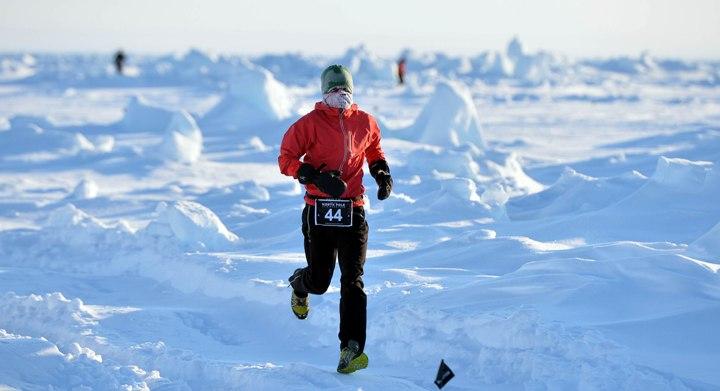 marathon du pole nord marathon des glaces gilbert summa nancy cogelys lorinfo avril 2015