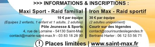 maxi sports iron max saint max 1er mai 2015