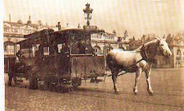 1874 premier tramway hippomobile de Nancy