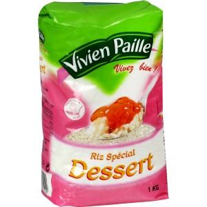 riz rond dessert