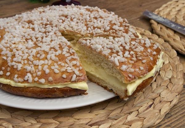 recettte de la tarte tropézienne