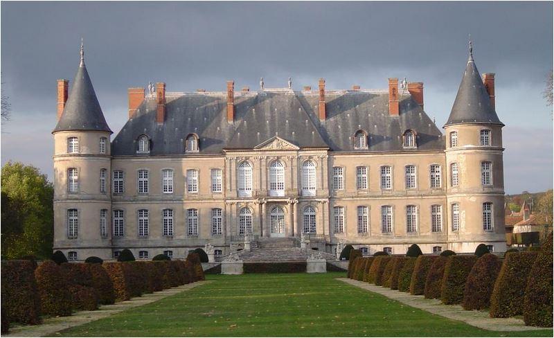 chateau haroué lorraine mimi bauveau craon