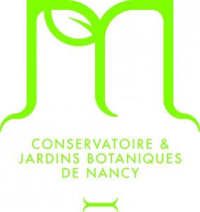 logo jardins botaniques de nancy