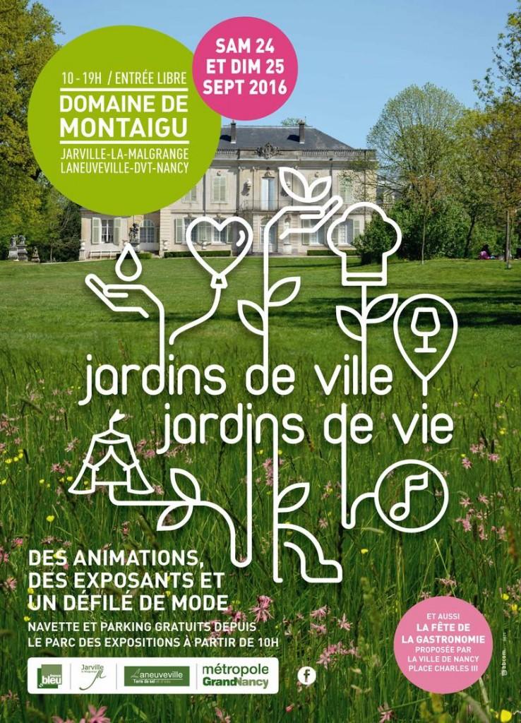 jarville jardins de ville jardins de vie 2016