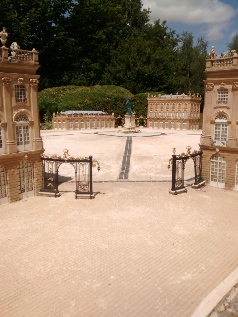 Place Stanislas Nancy France Minisature