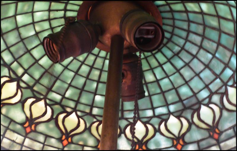 lampe tiffany new york anticthermal art nouveau