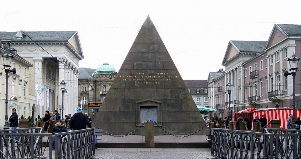 pyramide de Karlsruhe