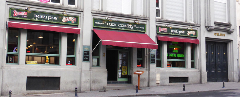 mac carthy nacy café de la création