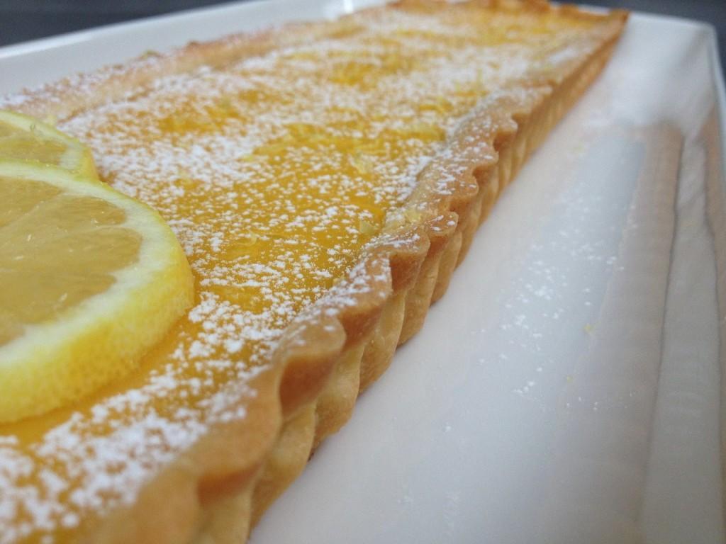 tarte au citron express de christophe felder