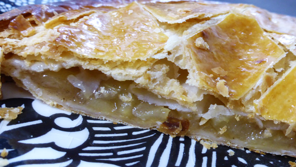 galettes des rois pomme vanille nathalie lalonde nancy