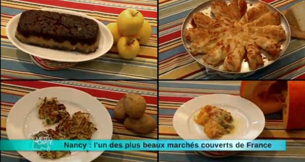 recette de meteo a la carte les recettes de France 3 – Météo à la Carte !!! « NancyBuzz