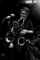 antoine arlot saxophoniste nancy médiathèque