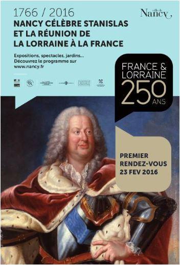 stanislas prince de lumières 250 ans anniversaire de sa mort nancy lorraine
