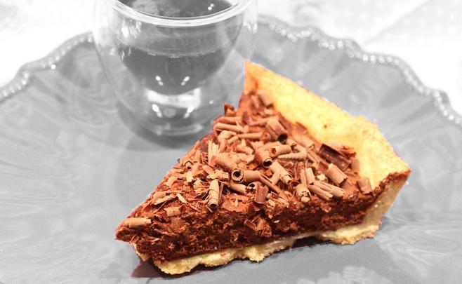 tarte à la mousse au chocolat de eva harlé