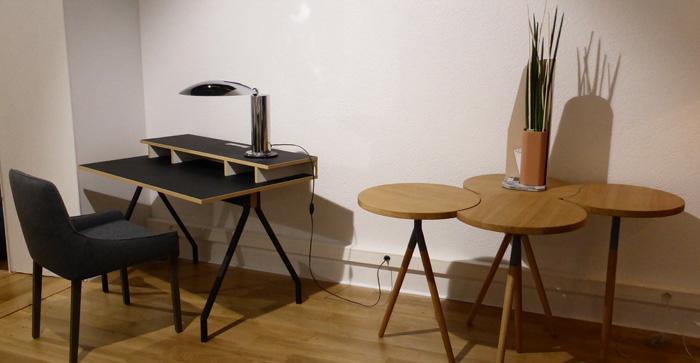 meubles cinna nancy table de lit. Black Bedroom Furniture Sets. Home Design Ideas