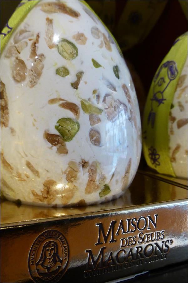 soeurs macaron nacy nicolas genot oeufs de paques nougat