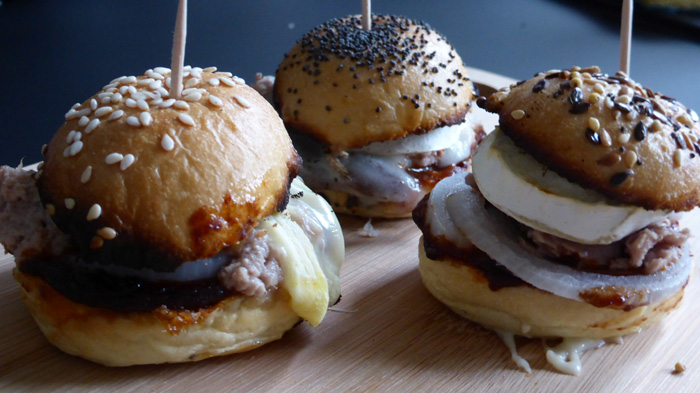 mini burger thon nancybuzz