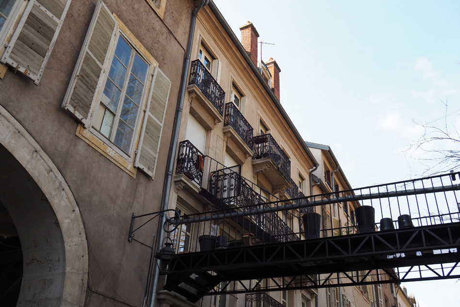 histoire de la rue des ecuries nancy