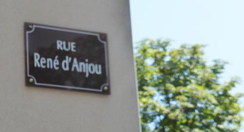 nancy histoire de la rue rené d'anjou