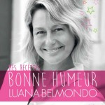 mes recettes bonne humeur cherche midi luana belmondo hall du livre nancy