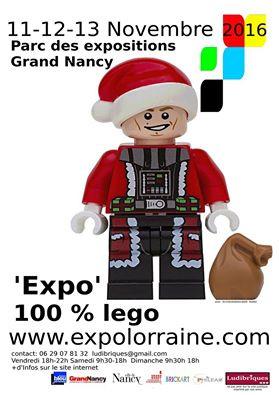 expo lego nancy
