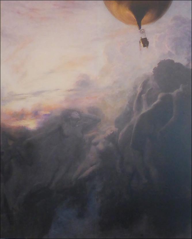 exposition emile friant musee des beaux arts de nancy le dernier naturaliste 4 novembre 2016 au 22 février 2017 tableu pays des nuées