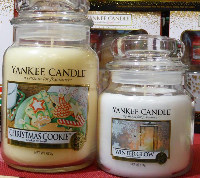 bougies yankee candle nancy