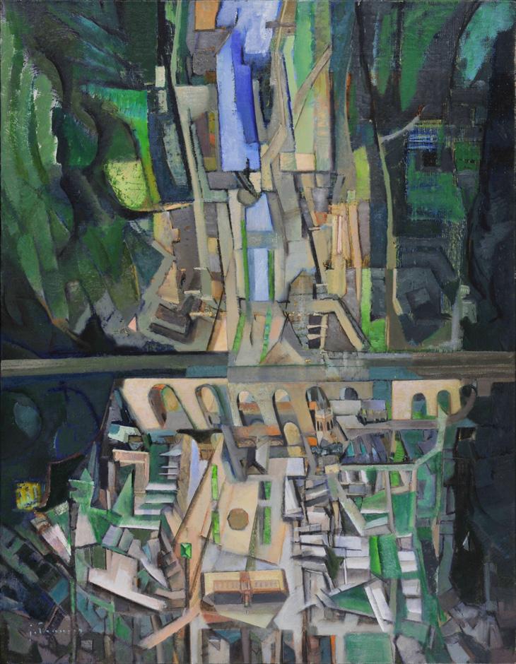 nancy peinture place stanislas jame's prunier