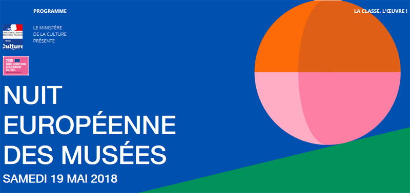 nuit europeennne des musees 2018 nancy