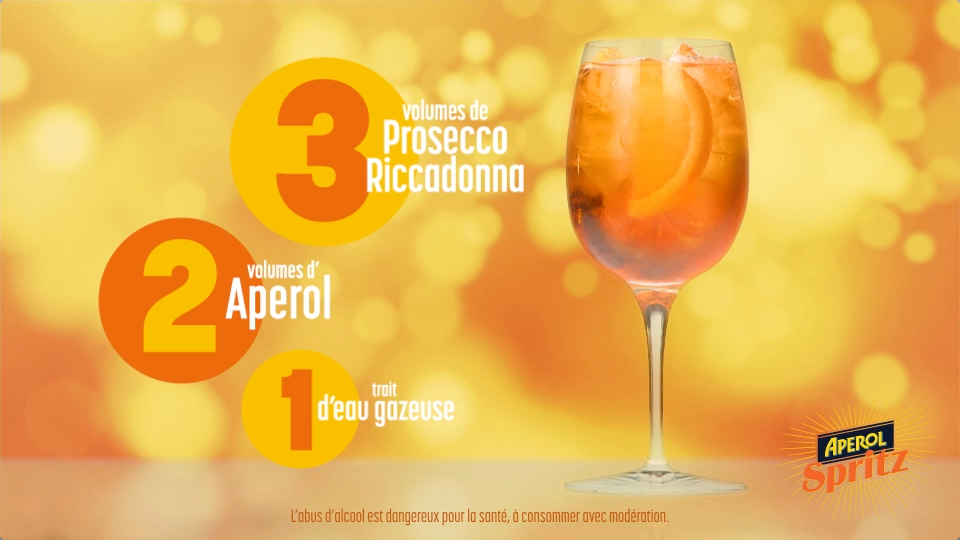recette du spritz aperol