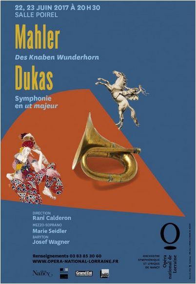 nancy salle poirel concert symphonique opera de lorraine malher dukas