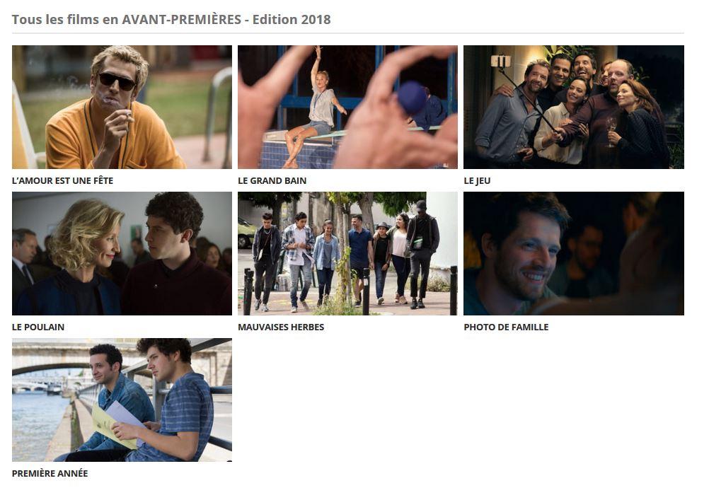 avant premiere cine cool 2018 ludres ugc