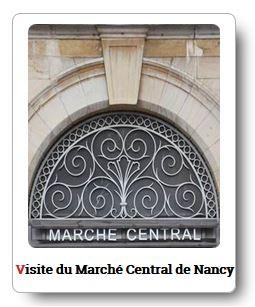 visite gourmande et historique du marche central