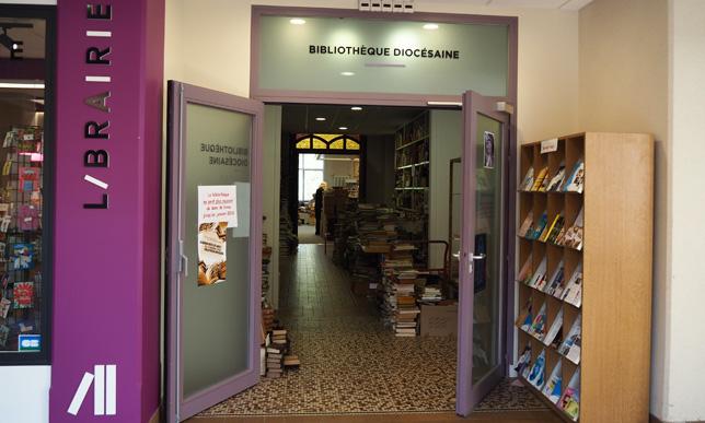 bibliotheque diocesaine de nancy villers domaine de l'asnee